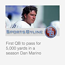 Interview with Dan Marino  by Ron Barr Narrated by Ron Barr, Dan Marino