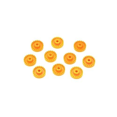 [ミニ四駆]G-2ギア(オレンジギア10個入り)/AO-1019/AOパーツ/94773