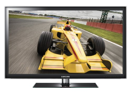 Samsung UE40D5520 40-inch Widescreen Full HD 1080p 100Hz LED SMART Internet TV with Freeview HD - Charcoal Black