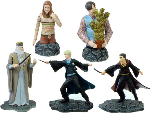 Buy Low Price Gentle Giant Harry Potter Order Of The Phoenix Bust Ups Series 2 Figure Case Of 20 (B00558T4TK)