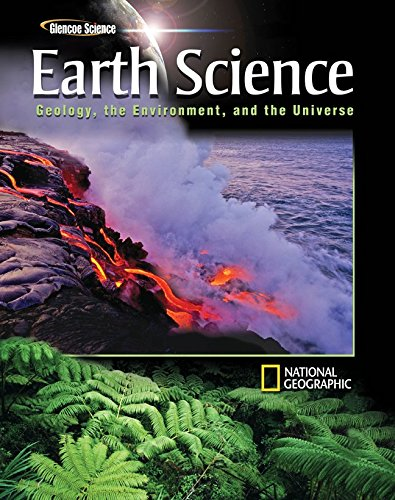 Glencoe Earth Science: Geology, the Environment, and the Universe, Student Edition (HS EARTH SCI GEO, ENV, UNIV) (Hs Earth Science compare prices)