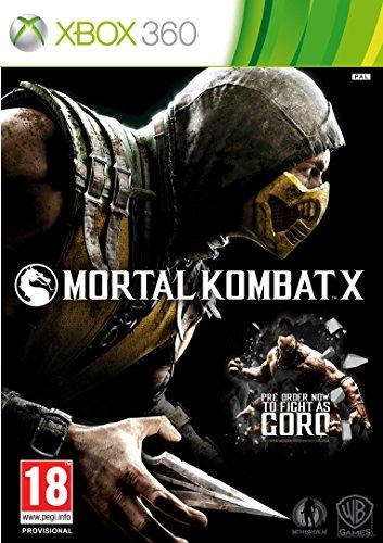 Mortal Kombat X [AT PEGI] - [Xbox 360]