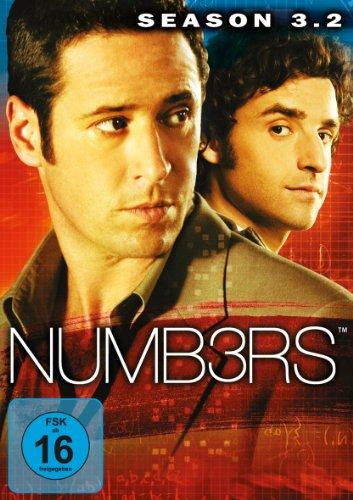 Numb3rs - Season 3, Vol. 2 [3 DVDs]