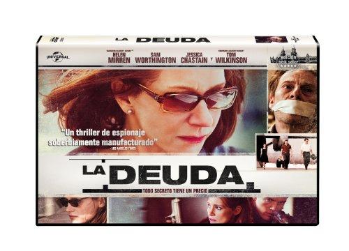 La Deuda - Edición Horizontal [DVD]