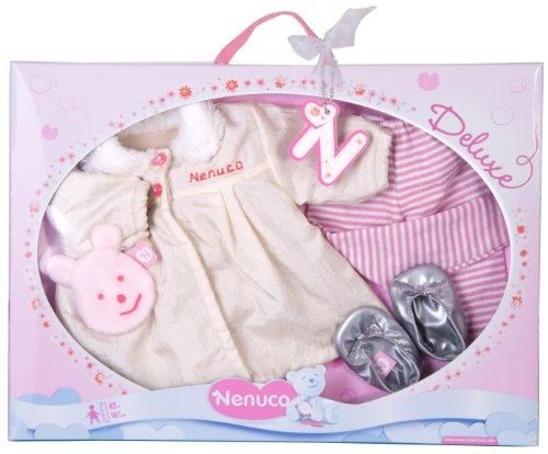 Famosa Nenuco Ropita Deluxe - Conjunto de ropa para muñeco, surtido de modelos (1 unidad)