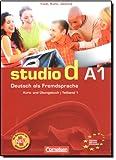 Studio d. Teilband 1 des Gesamtbandes 1. Kurs- und Arbeitsbuch (346420765X) by Diana L. Eck