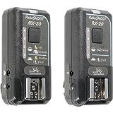 RoboSHOOT MX-20/RX-20 Flash Trigger Kit for Fujifilm X-series cameras