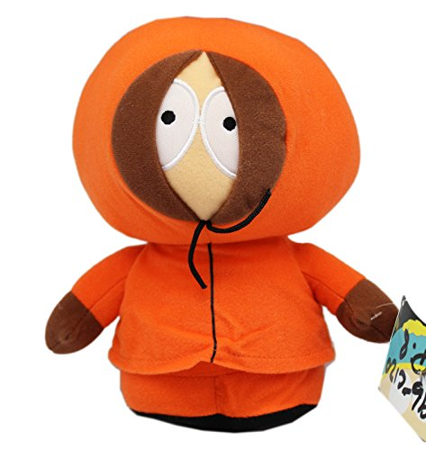 South Park Mini Kenny McCormick Plush Toy (6in)
