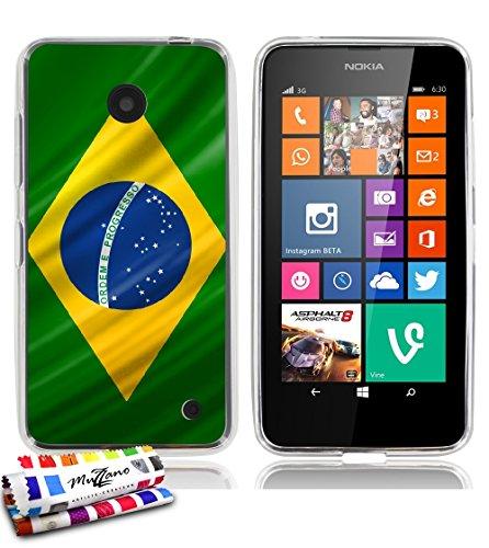 genuine-extra-slim-case-bandera-de-brasil-por-muzzano-para-nokia-lumia-630-noir-black-compatible-con