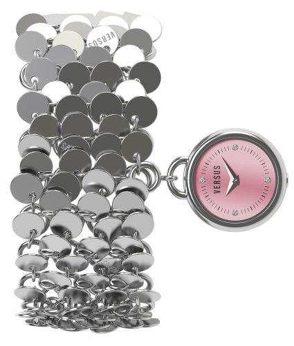 Versus - SGD03 0012 - Montre Femme - Quartz Analogique - Bracelet Acier Inoxydable Argent