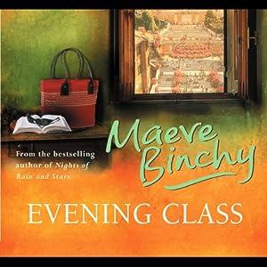 Evening Class Audiobook