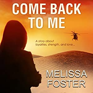 Come Back to Me Audiobook