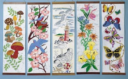 Large Designer Panels Craft Kit