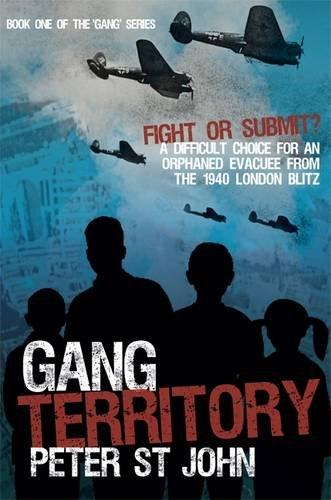 Book: Gang Territory by Peter St John
