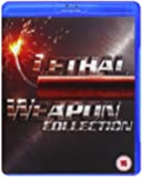 Lethal Weapon 1-4 Collection Box Set [Blu-ray]