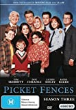Picket Fences - Season 3 DVD [Region 0, PAL Non US format]