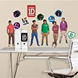 York Wallcoverings RMK2135SCS RoomMates 1 Direction Peel & Stick Wall Decals,