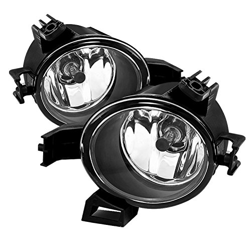 Spyder Auto FL-NA05-C Nissan Altima/Quest Clear OEM Fog Light (Altima Oem Fog Lights compare prices)