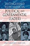 img - for Distinguished Asian American Political and Governmental Leaders (Distinguished Asian Americans Series) book / textbook / text book
