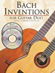 Bach Inventions For Guitar Duet