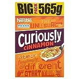 Nestle Curiously Cinnamon Grahams (565g)