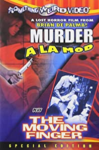 Murder a La Mod & Moving Finger [DVD] [1968] [Region 1] [US Import] [NTSC]