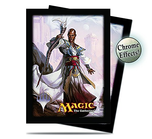 Magic The Gathering - 120 Commander Teferi Deck Protector Sleeves V4 - UPR86198 - Ultra Pro - 1