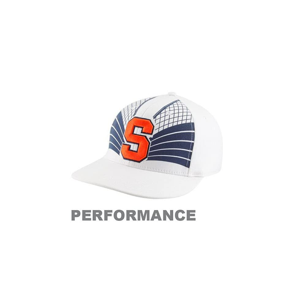 091770d5c6d Nike Syracuse Orangemen 643 Aero Swoosh Flex Hat FLX on PopScreen