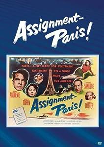 Assignment Paris by SPHE