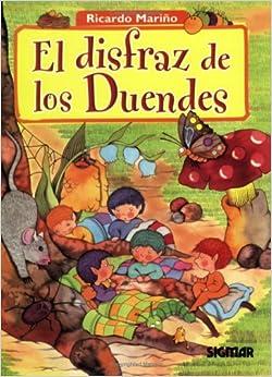 EL DISFRAZ DE LOS DUENDES (Cuentos Del Bosque) (Spanish Edition