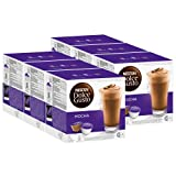Nescafé Dolce Gusto Mocha, Pack of 6, 6 x 16 Capsules (48 Servings)