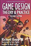 img - for Game Design: Theory and Practice (2nd Edition) (Wordware Game Developer's Library) book / textbook / text book