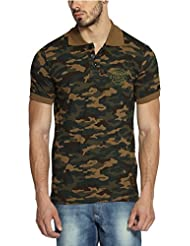 Difference Of Opinion Men's Cotton Regular Fit T-Shirt
