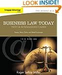 Cengage Advantage Books: Business Law...