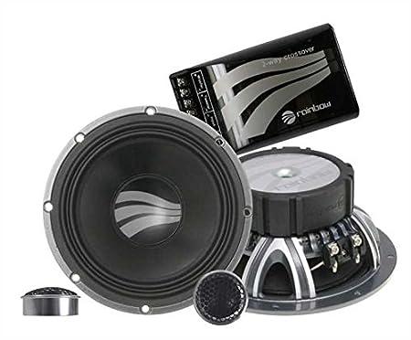 Rainbow son Line SL-C6.2 Système Audio 2 Voies pour voiture PRO-Parleurs 16 cm