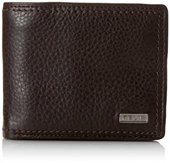 Relic Men's Mark Traveler Wallet, Brown, One Size
