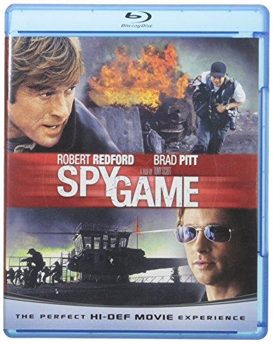 Spy Game (Jason Bourne Fandango Cash Version) [Blu-ray]