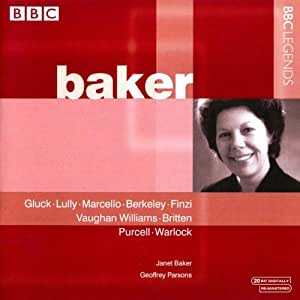 Baker, Janet:  the Music of Gl