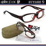 【キューブリック メガネ】Qbrick メガネフレーム BTY5502