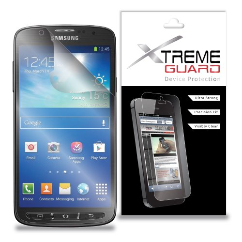 Samsung Galaxy S4 Active XtremeGUARD© Screen Protector (Ultra Clear