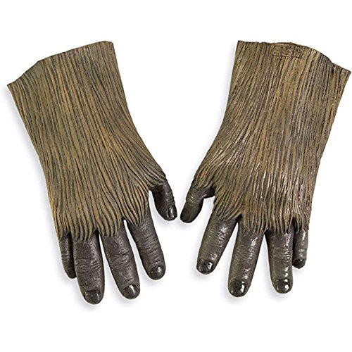 Chewbacca Latex Adult Hands