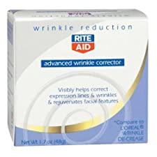 Rite Aid Wrinkle Corrector, Advanced, Day, 1.7 oz