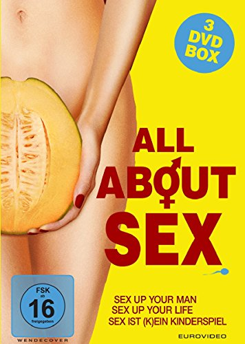 All About Sex [3 DVDs]