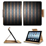 Pattern Blue Tan Stripes Apple Ipad 2nd 3rd 4th Flip Case Stand Smart Magnetic Cover Open Ports Customized Made to Order Support Ready Premium Deluxe Pu Leather 9 7/8 Inch (250mm) X 7 7/8 Inch (200mm) X 5/8 Inch (17mm) Liil Ipad Professional Ipad generation Accessories Retina Display Graphic Background Covers Designed Model Folio Sleeve HD Template Designed Wallpaper Photo Jacket Wifi 16gb 32gb 64gb Luxury Protector