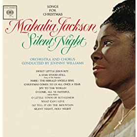 Mahalia Jackson Silent Night