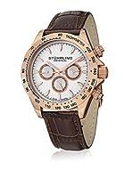 Stuhrling Original Reloj con movimiento cuarzo suizo Man Triumph Classic 42 mm