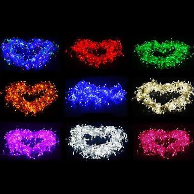 Mch-10M 100-Led Multicolour Light Led Christmas Decoration String Light With 8 Display Modes (220V) , Warm White