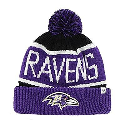 '47 Brand Cuff Knit Baltimore Ravens Beanie