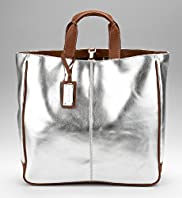 Autograph Leather Shopping Bag