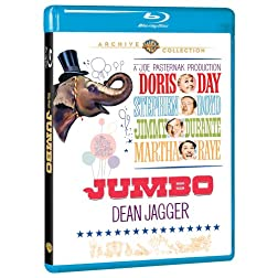 Billy Rose's Jumbo (BD) [Blu-ray]